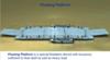 Bailey bridge/floating pontoon bridge/steel bridge/pontoon ferry