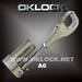 Auto Steering Wheel Car Lock V8X