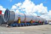 Heavy duty multi-axle hydraulic lifting modular trailer