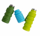 Amazon Hot Selling Collapsible Sports Travel Water Bottle