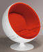 Ball chair/Eero Aarnio/leisure chair/famous chair/fibreglass furniture