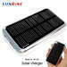 Solar charger for iphone 3G/3GS/4/4S/iPad 2/ipad 3