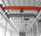 Overhead crane used for warehouse