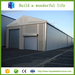 Industrial warehouse shed designs prefab steel workshop buildings kit