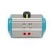 Pneumatic valve actuator