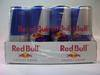 Red Bull Energy Drink 250 ml origin Austria with English text