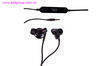 Noise cancelling earphone for phone, MP players, portable players
