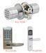 Hotel Locks, Fingerprint Lock, Keypad Lock