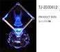 Laser Engraved Crystal Golf Gift (TJ-2D3D017)