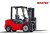 Master 3.0 ton Diesel Forklift, ISUZU engine