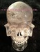 Rock Quartz Crystal Skull