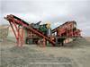 Shanman GSH2540 small mobile crushing and screening plant