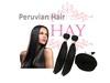 100% Malaysian Brazilian Peruvian Virgin Natural Hair