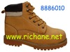 8886010 goodyear welt nubuck leather safety shoes, boots, footware