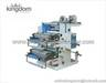 Biodegradable PLA plastic film Flexo printing machine
