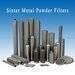 BEOT sinter metal powder filter