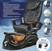 Kalopi magnetic Pipeless spa chair