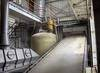 Potato flour, granules production plant