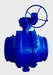 Ball valves for the petroleum, chemical industry, gas, water and steam