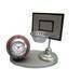 Basket hooper mini clock
