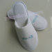 Luxury hotel terry towel slippers, long loop slippers