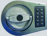 Rotobolt/electronic safe lock