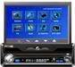 Car DVD player KVA-133 with TV tuner GPS Bluetooth SD card slot USB de