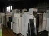 Old fridges/freezers/tvs, crts