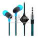 Stylish quality stereo earphones mp3 earphones computer headphones