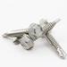 Stainless steel DIN 7504 Hex Head self drilling screws