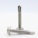 Stainless steel DIN 7504 Hex Head self drilling screws