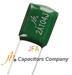 JFA--Mylar Polyester Film capacitor
