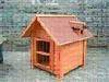 Sell wooden dog house