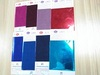 Plain color hot transfer foil
