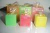 Candle, perfumed candle, incense sticks
