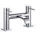 Brass bath tap
