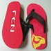 Bottle opener flip flos promotional beach slippers