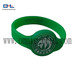 High quality RFID wristband with LF/HF/UHF