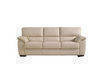 Upholstery/leather sofa