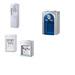 Mineral water filter purifier pot