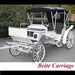 Marathon horse carriage for sale