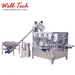 Doypack Coffe Powder Pouch Rotary Packing Machine