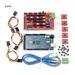 3D Printer Driver Mega2560,RAMPS 1.44,A4988