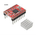 3D Printer Driver Mega2560,RAMPS 1.44,A4988