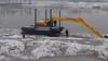 Amphibious/Swamp/Floating Excavator