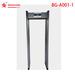 BG-A001-1 Single zone walk through metal detector