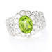Jewelry, Peridot Ring