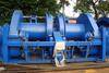 8 point x 180 Ton Hydraulic Double Drum Mooring Winch