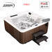 Luxury mini sex massage hot tub & outdoor spa jacuzzi bathtub