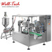 Premade Bag Rotary Packing Machine for Liquid Paste Sauce Ketchup